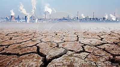 Impact of industrial development on the environment