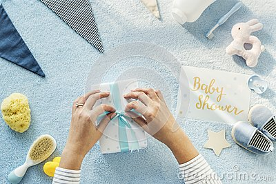 Baby Shower gifts and surprises