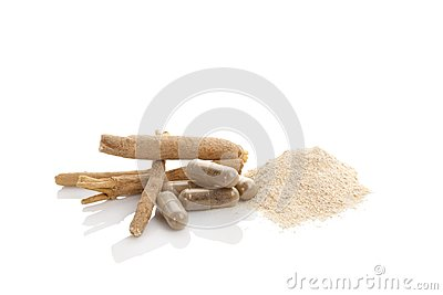 Ashwagandha superfood remedy.