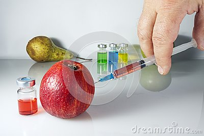 Nitrates and Green Apple