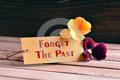 Forget the past tag