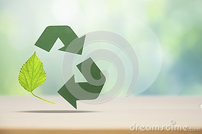 Eco Recycling.