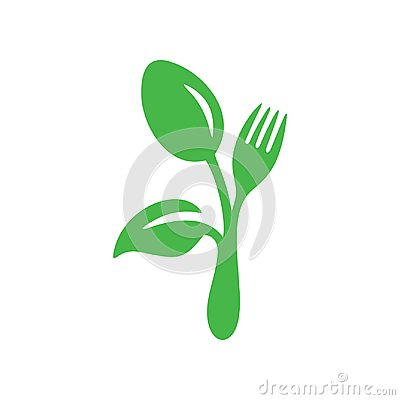 Good Food Logo Inspiration for healthy life style, Conservationist