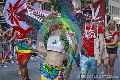 Participants from Queens of Cannabis