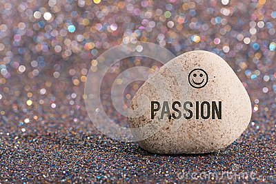 Passion on stone