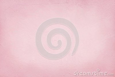 Pink cement wall texture for background and design art work