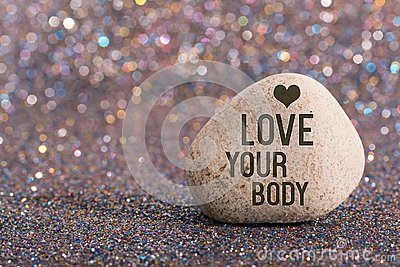 Love your body on stone