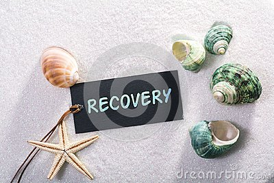 Label with recovery