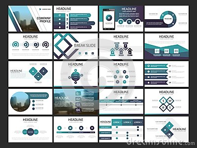 Bundle infographic elements presentation template. business annual report, brochure, leaflet, advertising flyer,