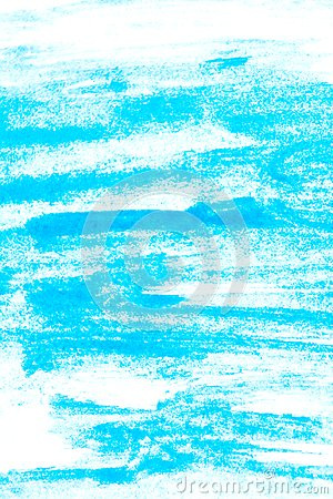 Texture of turquoise watercolor paint. Rectangular watercolour background.
