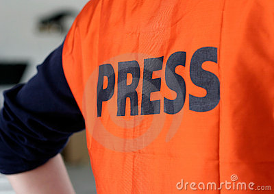 Press Safety Vest Detail I