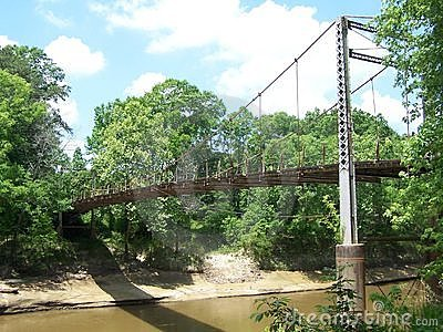 Old Swinging Bridge