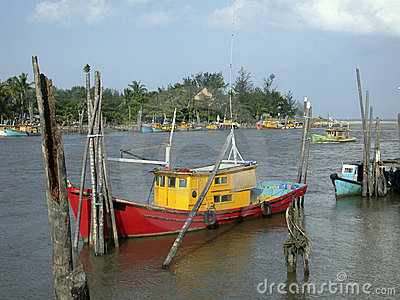 Fishing boats 1