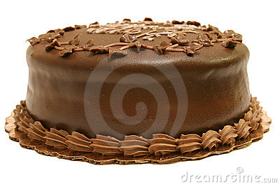 Chocolate Cake - Whole