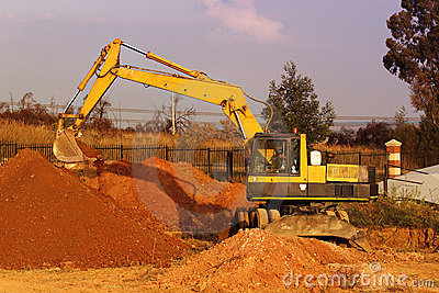 Earthmoving Equipment