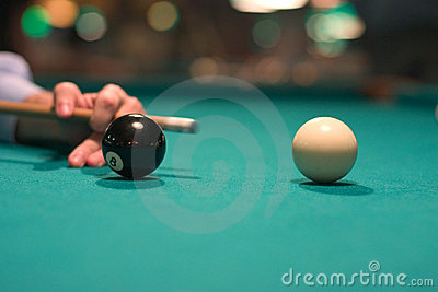 Eight Ball Black Ball