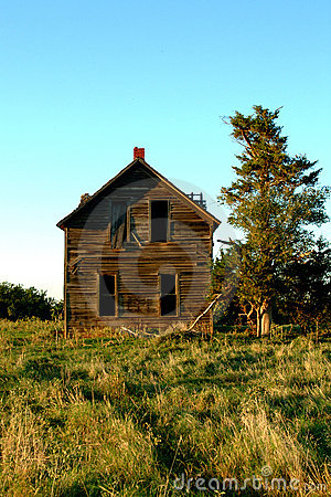 Haunted Farm House