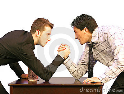 Arm wrestling business