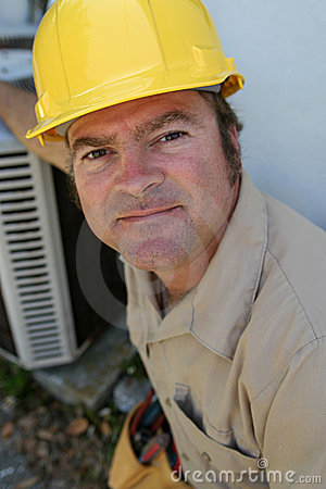 Friendly AC Repairman