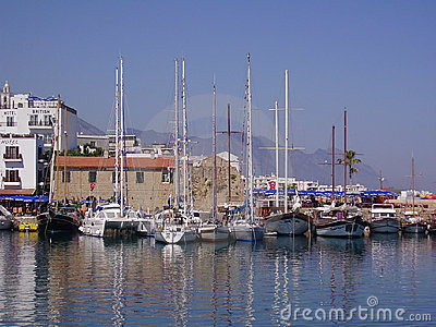 Cyprus Harbour
