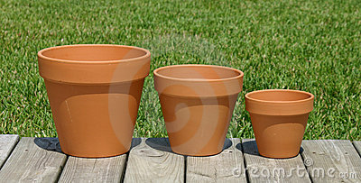 Three Pots are We