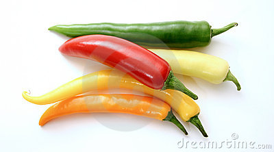 Assorted peppers 1