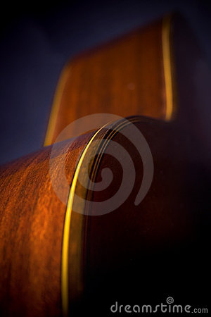 Guitar curves in shadow