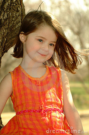 Children-Adorable Girl