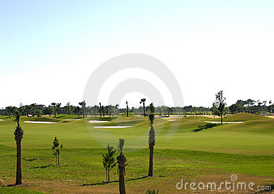 New Golf Course
