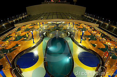 Cruise Deck Pool