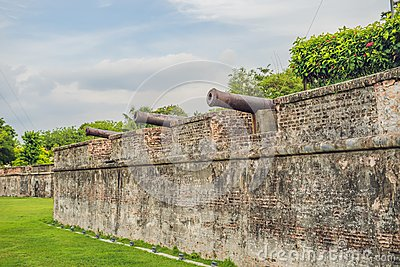 Fort Cornwallis in Georgetown, Penang, is a star fort built by the British East India Company in the late 18th century, it is the
