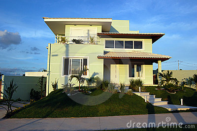 Modernistic house design