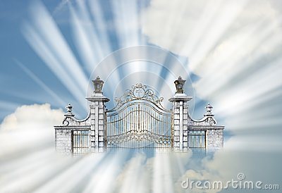 Heaven, Pearly Gates, Gate, Religion, God