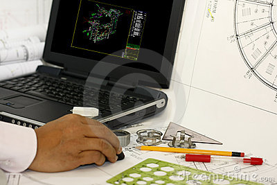 Drafting of piping instrument and diagram