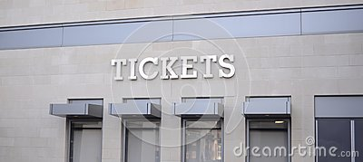 Tickets for Sporting Events, Concerts and Playhouse Venues