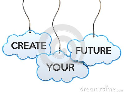 Create your future on cloud banner
