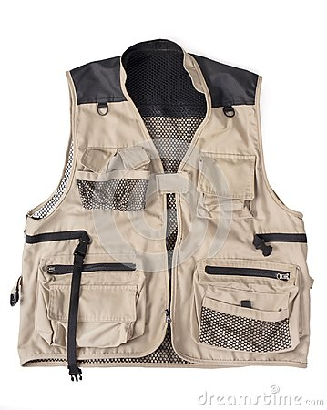 Generic Photography Or Hiking Vest