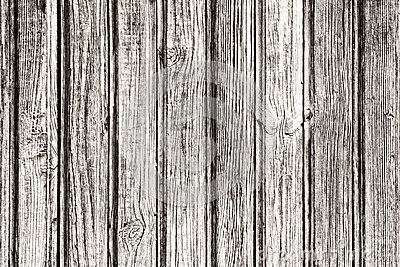 Aged scabrous wood planks rural background