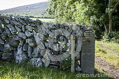 The Drystone wall