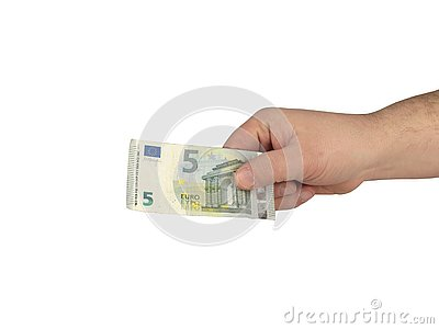Cash on the hand