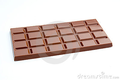 Bar of chocolate