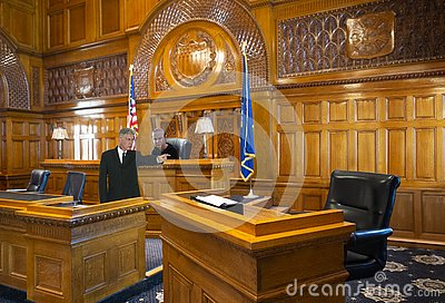 Courtroom Template, Witness Stand, Law, Lawyer, Judge