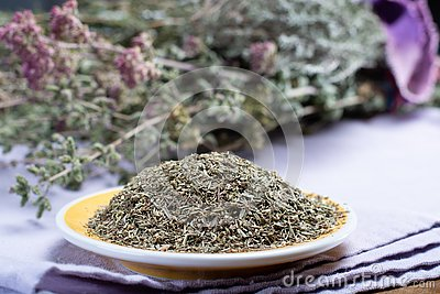 Herbes de Provence, mixture of dried herbs considered typical of