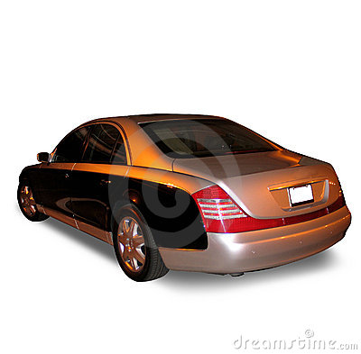 Car / Clipping Path