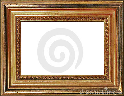 Gilded Photo Frame