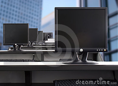 Computer room - pc