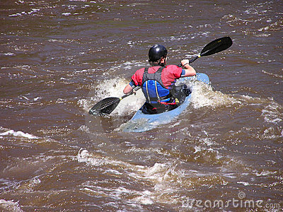 River Kayaker 3