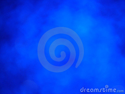 A blue background