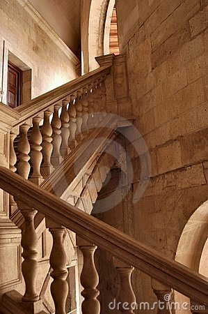 Stairs at Alhambra