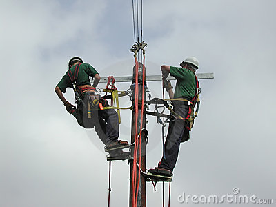 Power lineman
